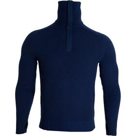 Tufte Wear Bambull Blend Pitkähihainen paita, insignia blue melange